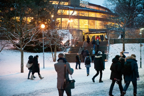 Exchange Studies Winter Stockholm University