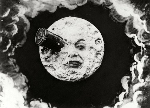 VOYAGE TO THE MOON - Film director: MELIES, GEORGES - Year: 1902 CREDIT MELIES / Album / Universal Images Group