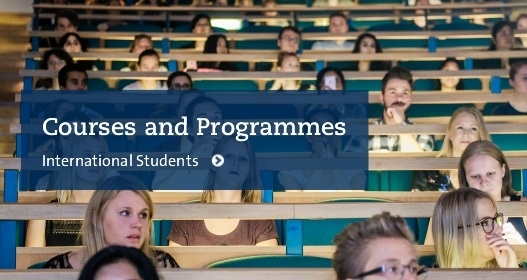 Courses and programmes