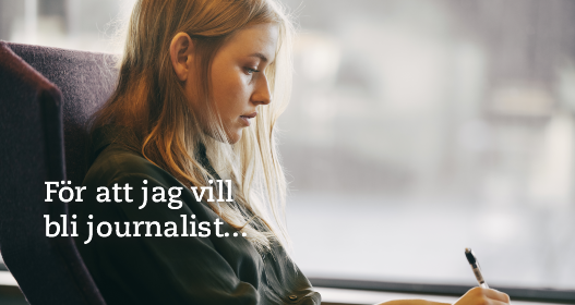 Journalistutbildningar på IMS