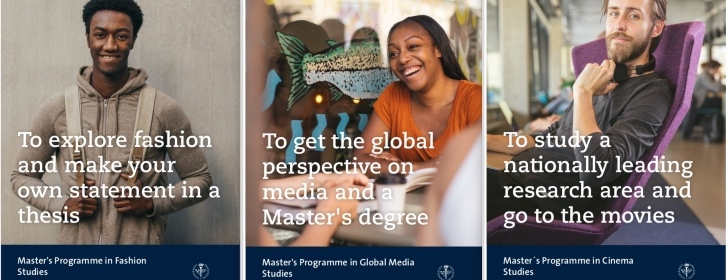 Master's Programmes Fall 2019