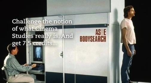 New Media Studies - Beyond Screen Representation, 7.5 ECTS