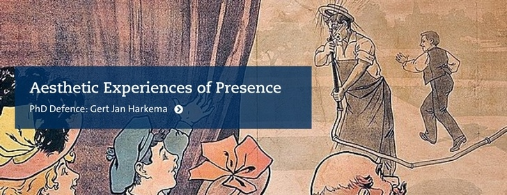 Aesthetic Experiences of Presence