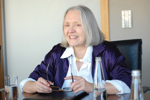Saskia Sassen Photo: Unknown
