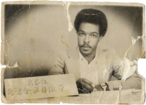 Dawit Isaak Foto: Pressbild © Offside Press
