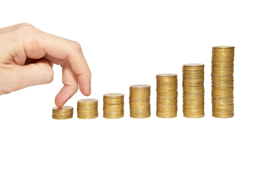 Salary scale. STOCK PHOTO. Photo: Pavlo Vakhrushev © Mostphotos